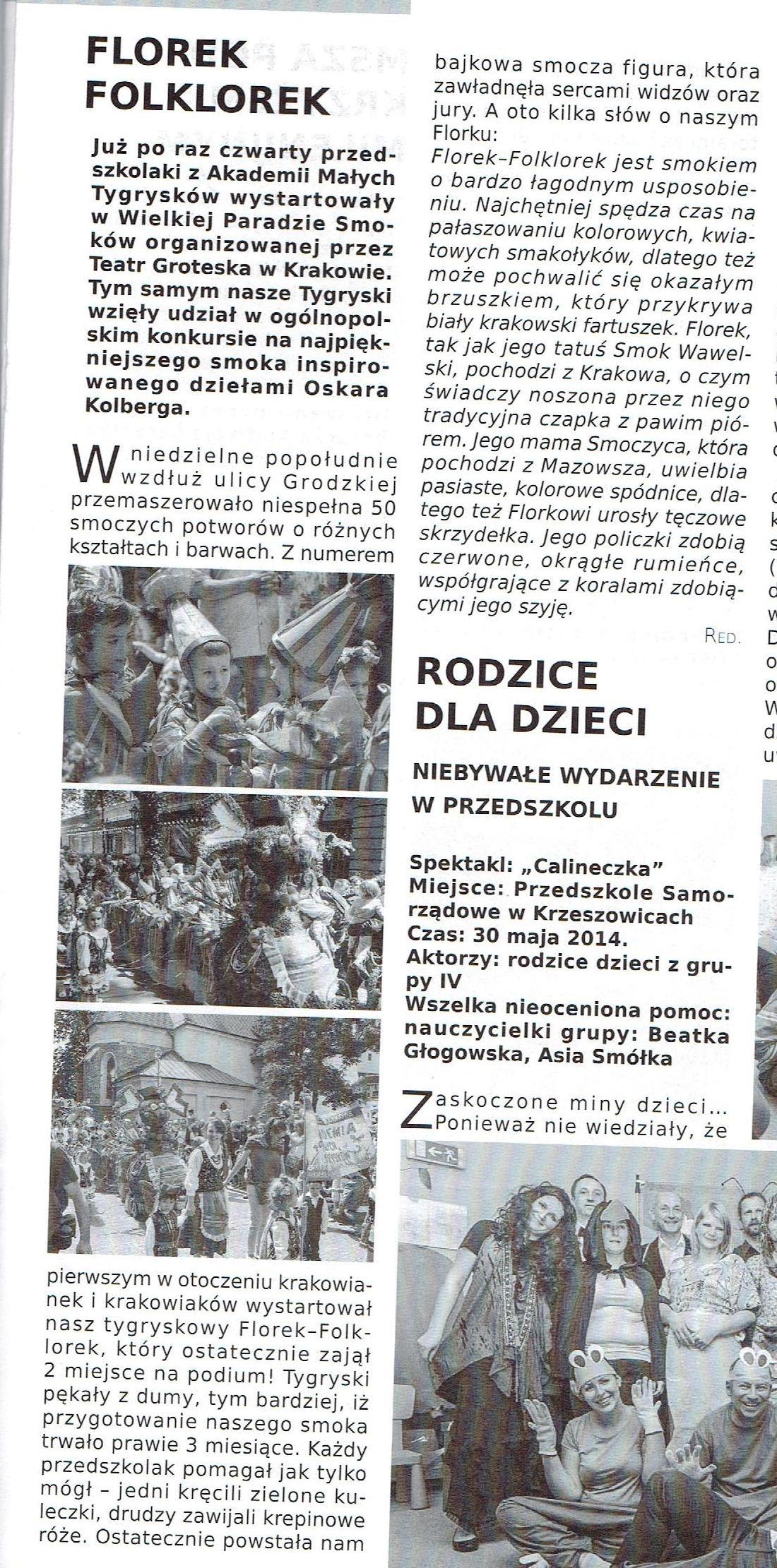gazeta krzeszowice